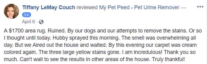 <a href='https://www.mypetpeed.com/review_groups/dog/'>Dog</a>, <a href='https://www.mypetpeed.com/review_groups/joe/'>Joe</a>, <a href='https://www.mypetpeed.com/review_groups/odor/'>Odor</a>, <a href='https://www.mypetpeed.com/review_groups/rug/'>Rug</a>, <a href='https://www.mypetpeed.com/review_groups/stains/'>Stains</a>, <a href='https://www.mypetpeed.com/review_groups/urine/'>Urine</a>
